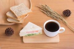 Café de la mañana Imágenes de archivo libres de regalías