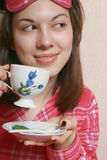 Café de la mañana. Fotografía de archivo