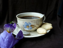 Café de la mañana fotografía de archivo libre de regalías