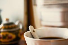 Café de la mañana Fotos de archivo