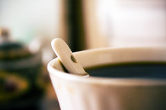 Café de la mañana Imagen de archivo