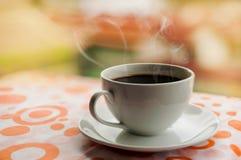 Café de la mañana, aún vida Imágenes de archivo libres de regalías