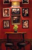 Café de la rebelión Fotos de archivo libres de regalías