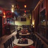 Café de la rebelión Fotografía de archivo