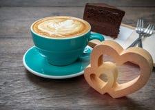 Café de Latte images stock