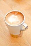 Café de Latte Photos stock