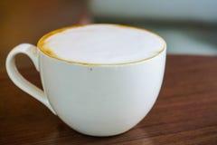 Café de Latte Fotografía de archivo libre de regalías