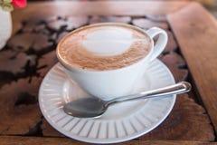 Café de Latte Imagens de Stock