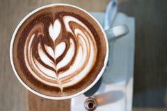 Café de Latte images libres de droits