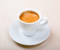 Café de Maccako de café express. photographie stock