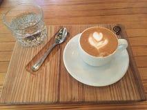 Café de matin image stock