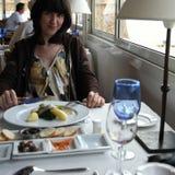 Café de Medina Foto de archivo