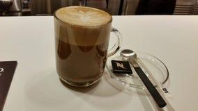 Café de Nespresso Fotografia de Stock