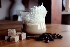 Café de Noël Photo stock