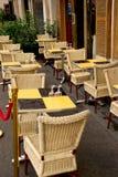 Café de Paris fotografia de stock