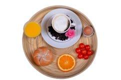 Café de petit déjeuner Images libres de droits