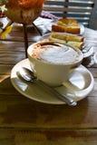 Café de petit déjeuner photos stock