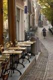 Café de Roadisde Photo stock