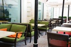 Café de rue Image libre de droits