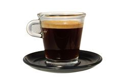 café de rupture photo stock