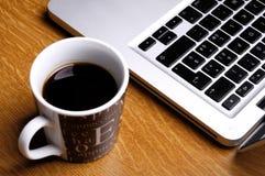 café de rupture Image stock