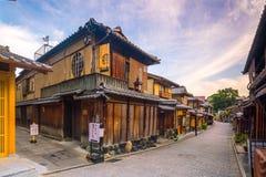 Café de Starbucks dans la vieille ville Kyoto Photographie stock