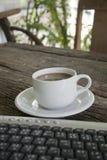 Café de tasse Image libre de droits