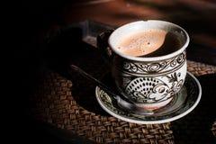 Café de tasse de vintage Photographie stock