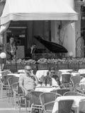 Café de Venise photographie stock
