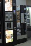 Café de vente Photos stock