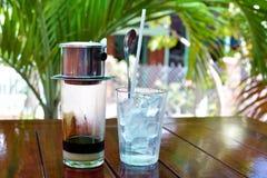 Café de Vietnam Fotos de archivo