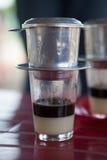 Café de Vietnam Imagen de archivo libre de regalías