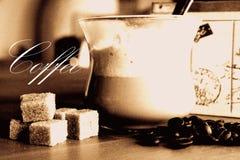 Café de vintage Photo stock