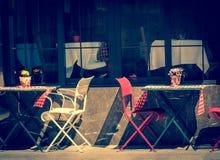 Café de vintage Images stock