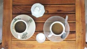 Café del Balinese Imagen de archivo libre de regalías