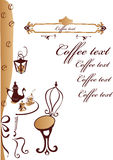 Café del café Fotos de archivo