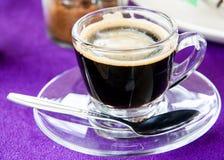 Café del café express Imagenes de archivo