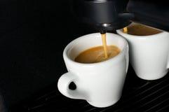 Café del café express Fotografía de archivo