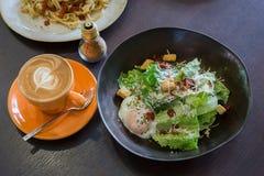 Café del capuchino Fotos de archivo