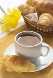Café del desayuno Fotos de archivo