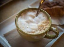 Café del desayuno Foto de archivo libre de regalías
