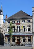 Café del siglo XVIII, Aalst Fotos de archivo
