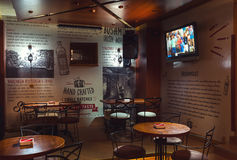 Café del terciopelo Imagen de archivo