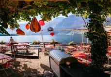Café del verano Foto de archivo libre de regalías