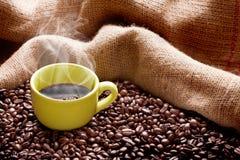 Café delicioso Fotos de Stock Royalty Free