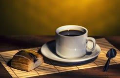 Café delicioso Foto de archivo libre de regalías