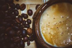 Café do aroma Foto de Stock Royalty Free