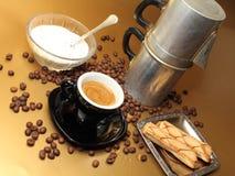 Café do café Imagem de Stock Royalty Free