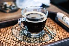 Café do café Fotografia de Stock Royalty Free