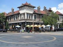 Café do centro de St Louis Imagens de Stock